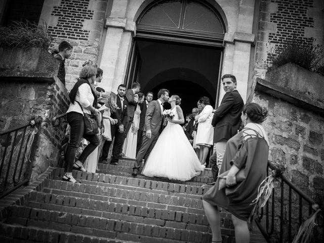 Le mariage de Thibaut et Aurélie à Artres, Nord 50