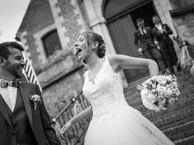 Le mariage de Thibaut et Aurélie à Artres, Nord 53