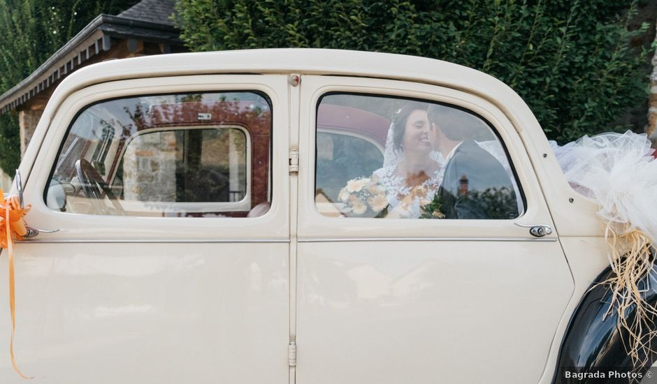 Le mariage de Aurélien et Aurélia à Paray-Vieille-Poste, Essonne