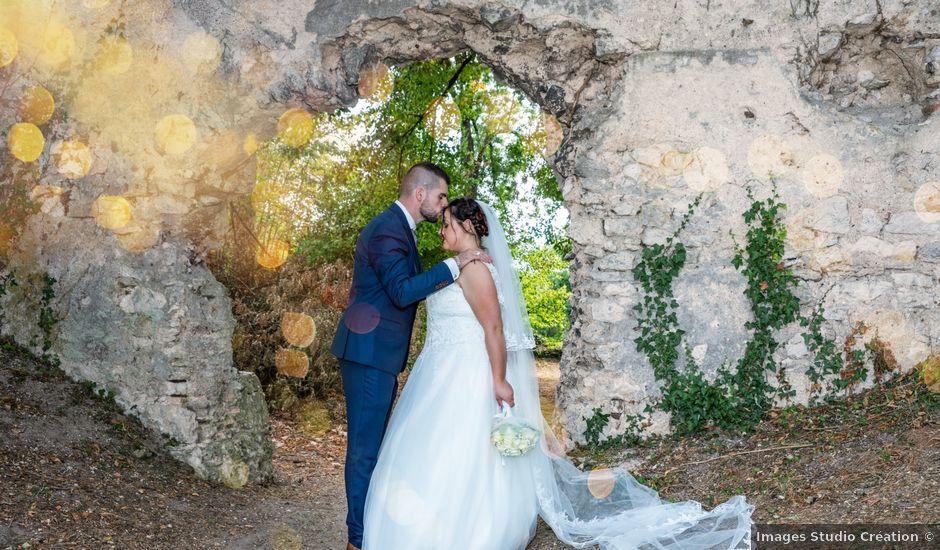 Le mariage de Benjamin et Ana à Mehun-sur-Yèvre, Cher