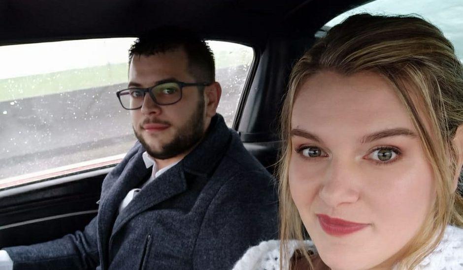 Le mariage de Benjamin  et Chloë  à Authevernes, Eure