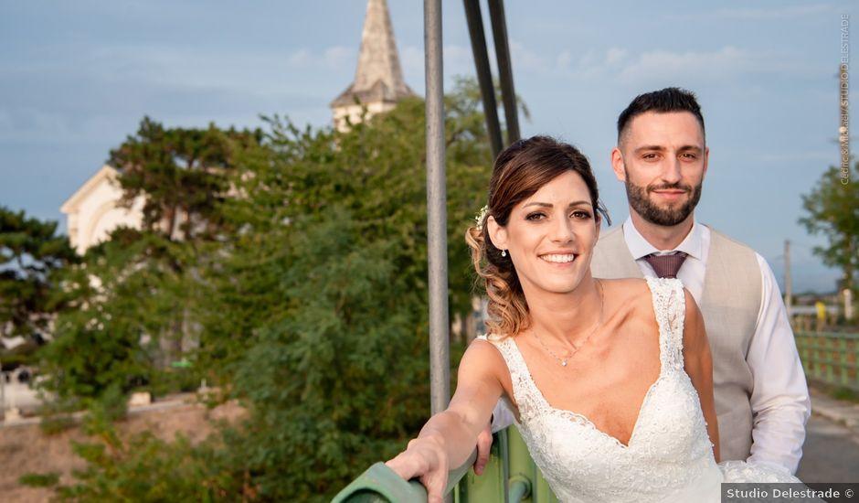Le mariage de Antonin et Alexia à Bourg-lès-Valence, Drôme