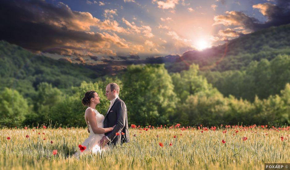 Le mariage de Maximilien et Oriane à Trouhans, Côte d'Or
