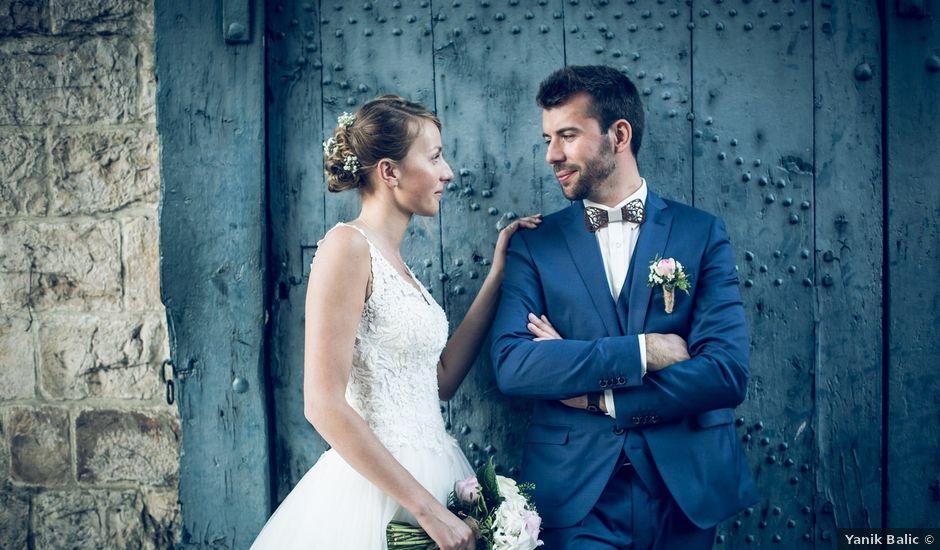 Le mariage de Thibaut et Aurélie à Artres, Nord