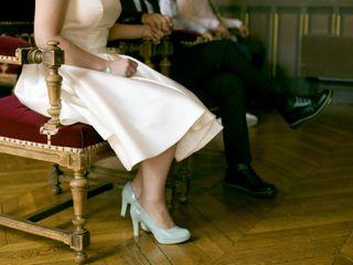 Le mariage de Gaëlle et Pierre 1