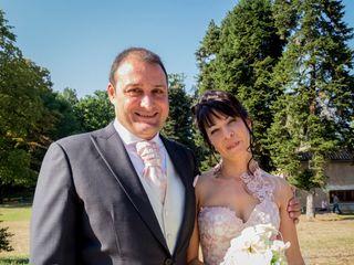 Le mariage de Isa et Hervé