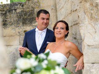 Le mariage de Jennifer et Mathieu