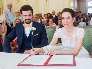 Le mariage de Charlène et Baptiste 3