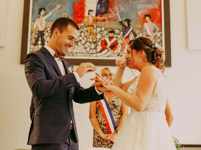 Le mariage de Guillaume et Amandine à Grans, Bouches-du-Rhône 9