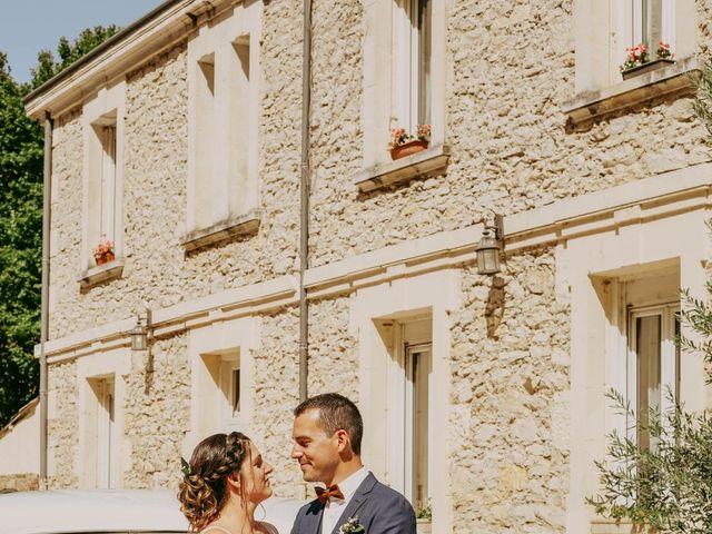 Le mariage de Guillaume et Amandine à Grans, Bouches-du-Rhône 11