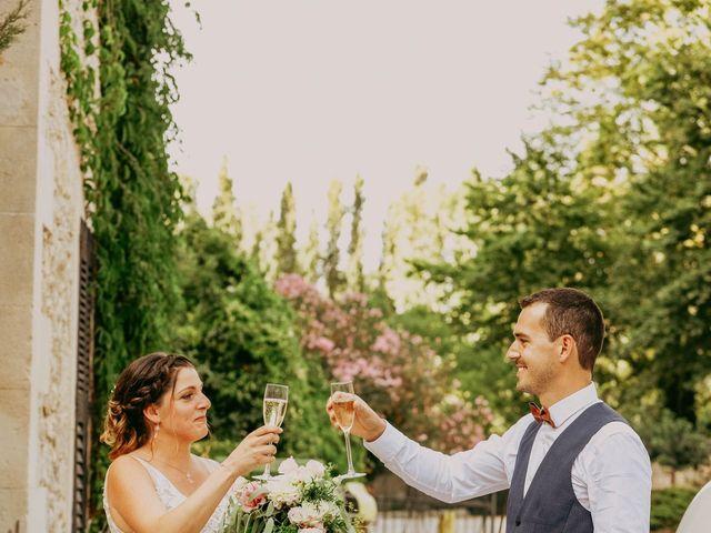 Le mariage de Guillaume et Amandine à Grans, Bouches-du-Rhône 17