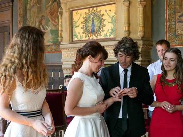 Le mariage de Pierre et Gaëlle à Valdrôme, Drôme 2