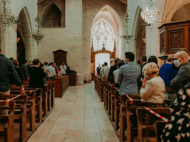 Le mariage de Alexandre et Manon à Ingré, Loiret 28