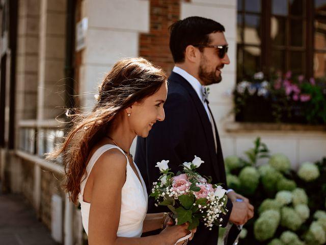 Le mariage de Thomas et Sarah à Deauville, Calvados 12