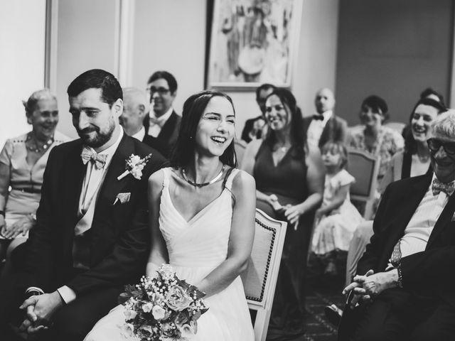 Le mariage de Thomas et Sarah à Deauville, Calvados 21
