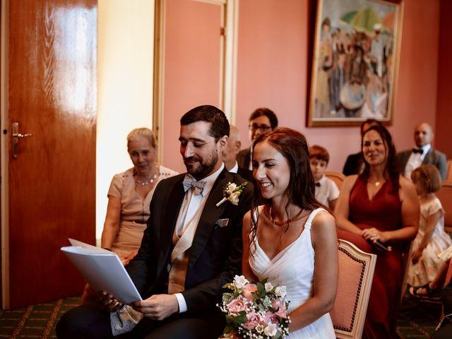 Le mariage de Thomas et Sarah à Deauville, Calvados 22