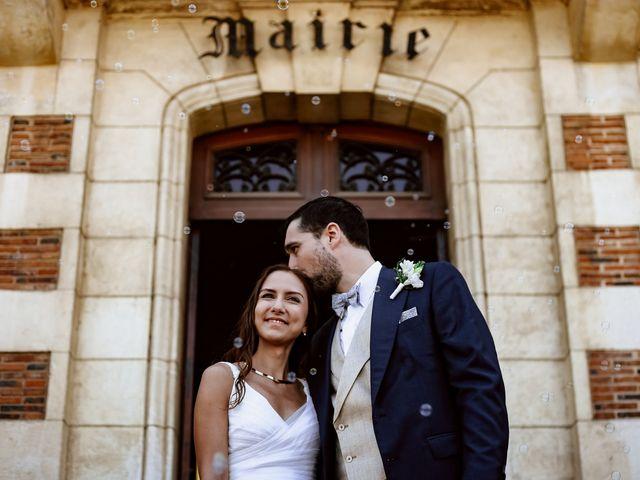 Le mariage de Thomas et Sarah à Deauville, Calvados 28