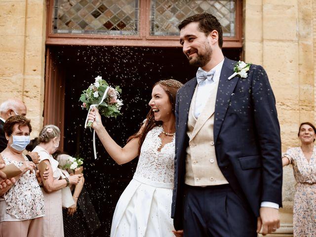 Le mariage de Thomas et Sarah à Deauville, Calvados 56