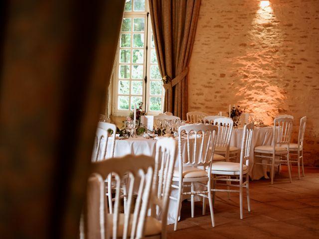 Le mariage de Thomas et Sarah à Deauville, Calvados 71