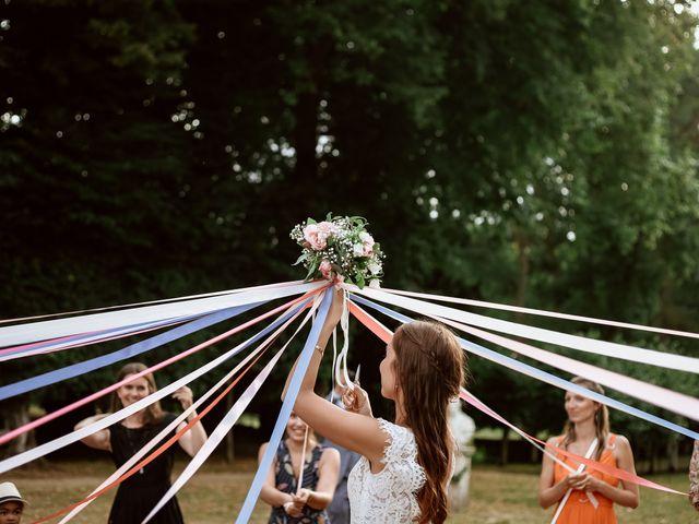 Le mariage de Thomas et Sarah à Deauville, Calvados 80