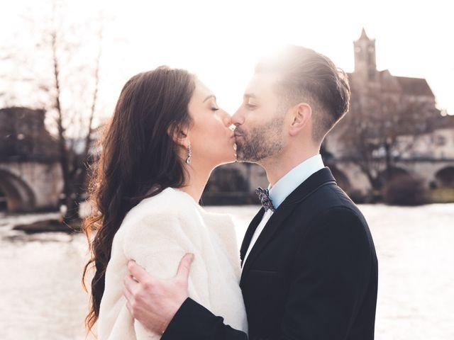 Le mariage de Audrey et Julian