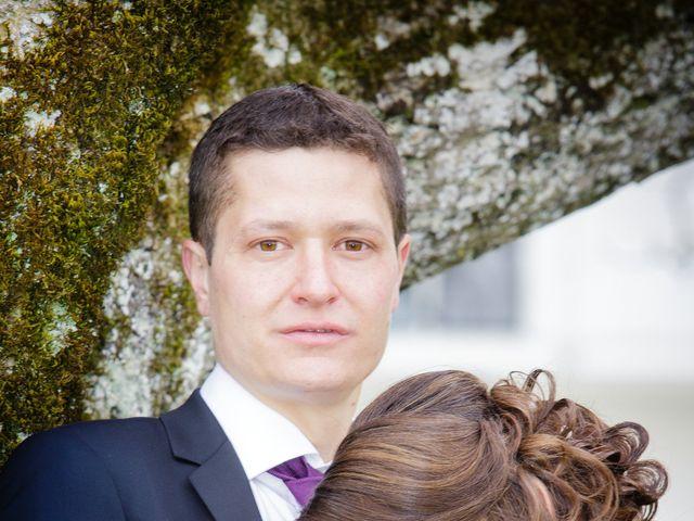 Le mariage de Julien et Vanessa à Feigères, Haute-Savoie 6