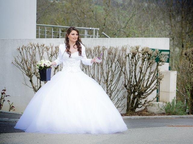 Le mariage de Julien et Vanessa à Feigères, Haute-Savoie 2