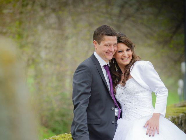 Le mariage de Julien et Vanessa à Feigères, Haute-Savoie 8