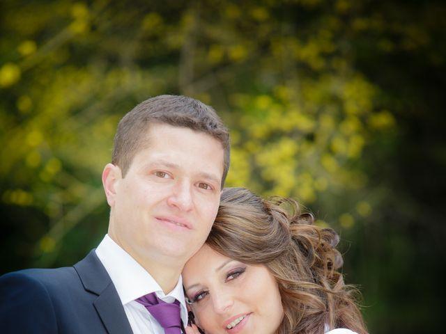 Le mariage de Julien et Vanessa à Feigères, Haute-Savoie 9
