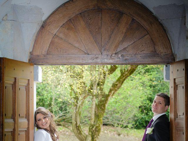 Le mariage de Julien et Vanessa à Feigères, Haute-Savoie 10