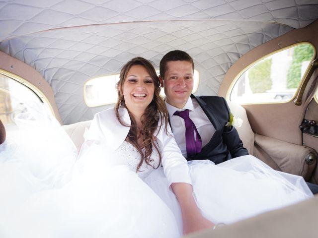 Le mariage de Julien et Vanessa à Feigères, Haute-Savoie 16