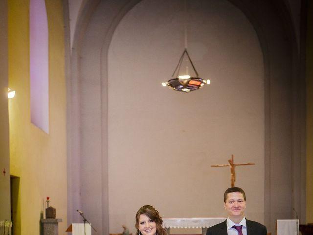 Le mariage de Julien et Vanessa à Feigères, Haute-Savoie 21
