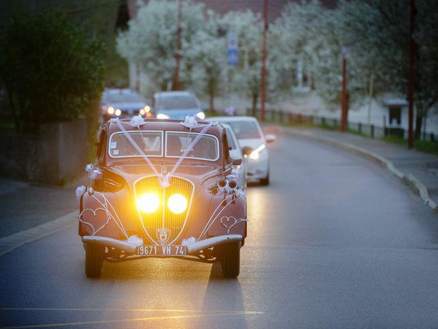 Le mariage de Julien et Vanessa à Feigères, Haute-Savoie 29