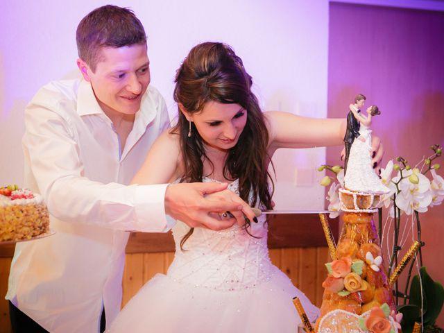 Le mariage de Julien et Vanessa à Feigères, Haute-Savoie 33