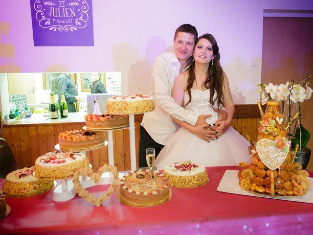 Le mariage de Julien et Vanessa à Feigères, Haute-Savoie 34