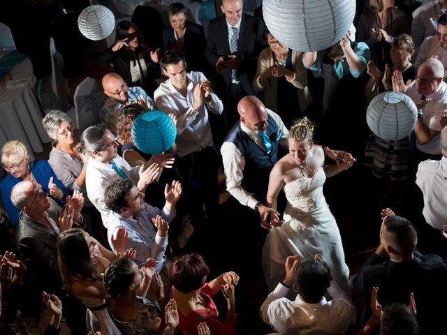 Le mariage de Jean-Philippe et Claire à Saint-Dier-d'Auvergne, Puy-de-Dôme 57