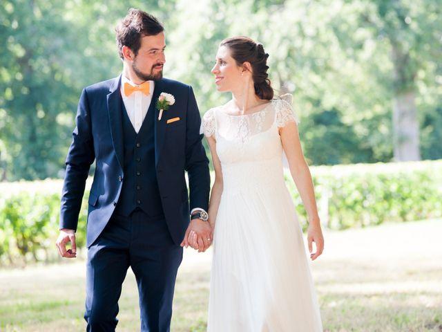 Le mariage de Charlène et Baptiste