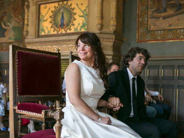 Le mariage de Pierre et Gaëlle à Valdrôme, Drôme 20