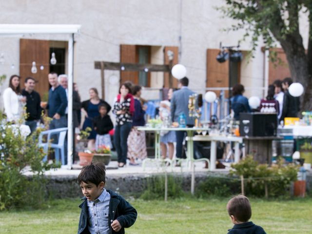 Le mariage de Pierre et Gaëlle à Valdrôme, Drôme 26