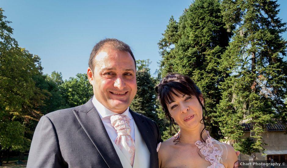 Le mariage de Hervé et Isa à Saint-Étienne-des-Oullières, Rhône