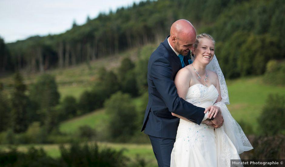 Le mariage de Jean-Philippe et Claire à Saint-Dier-d'Auvergne, Puy-de-Dôme