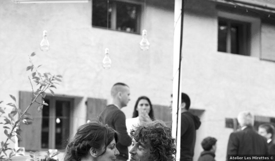 Le mariage de Pierre et Gaëlle à Valdrôme, Drôme