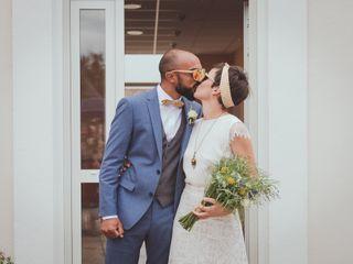 Le mariage de Marine et Gérald