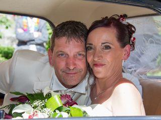 Le mariage de Christophe et Nathalie