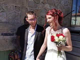 Le mariage de Sckalleur  et Honoré