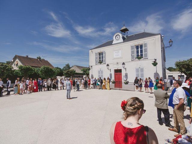 Le mariage de Sami et Laura à Courson-Monteloup, Essonne 16