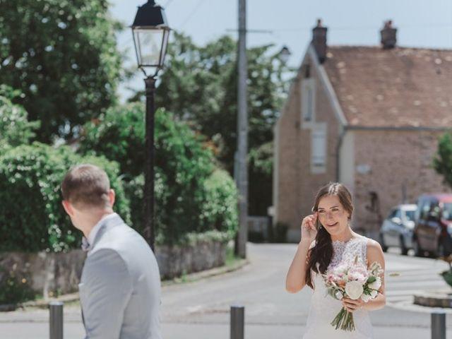 Le mariage de Sami et Laura à Courson-Monteloup, Essonne 17