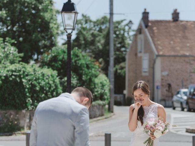 Le mariage de Sami et Laura à Courson-Monteloup, Essonne 18