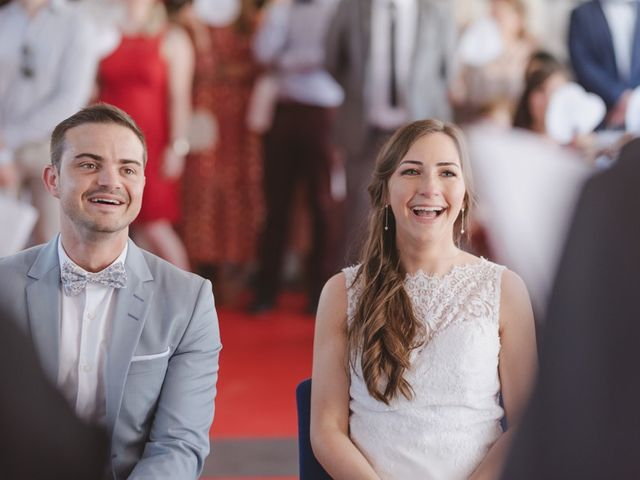 Le mariage de Sami et Laura à Courson-Monteloup, Essonne 19