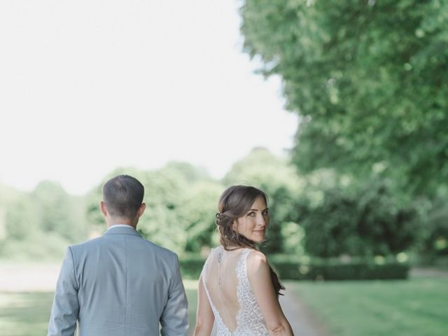 Le mariage de Sami et Laura à Courson-Monteloup, Essonne 23